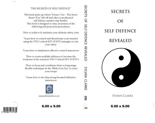 Secrets of Self Defence - Sylvan Clarke_Cover-page-001