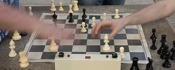 Blitz chess