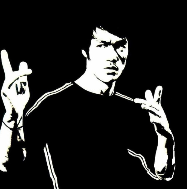 bruce lee style