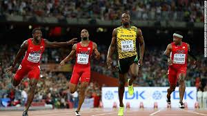 Usain 2015 World championships